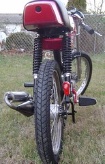 almost done 10 (revdub.1978) Tags: moped magnum puch