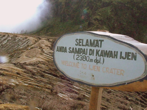 my ijen crater
