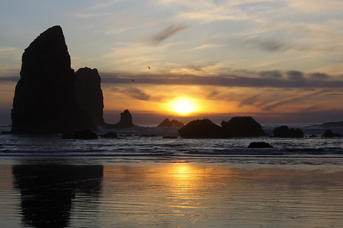Cannon Beach - Near Haystack Rock