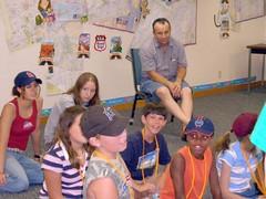 MBC VBS 2005 Show 081 (Douglas Coulter) Tags: 2005 mbc vacationbibleschool mortonbiblechurch