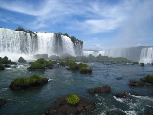 Iguazu Falls (Brazil-Argentina Border)
