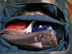 Namaste Malibu Bag, inside