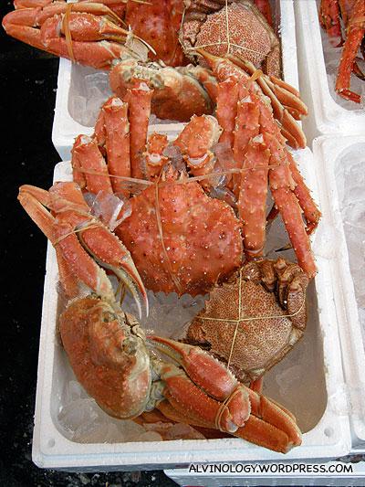 Crab box set!