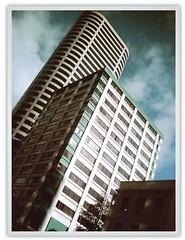 Random on Albert (ms.redd) Tags: windows newzealand sky clouds buildings auckland albertst lpsky