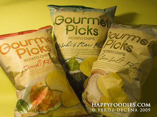 Oishis Gourmet Chips