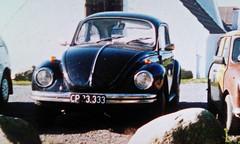 film vw analog 35mm bug volkswagen beetle boble 1302 1972... (Photo: Peter Bromley on Flickr)