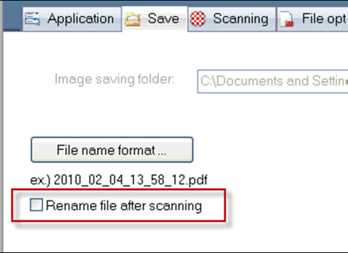 How to Quickly Rename Your File after Scanning_Image
