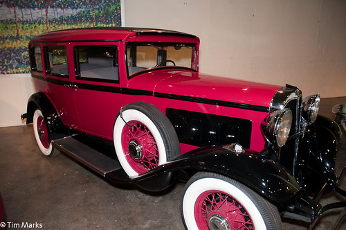 1931 Willys-Knoght