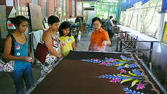 How Batik Is Made