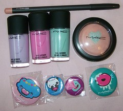 mac quite cute collection