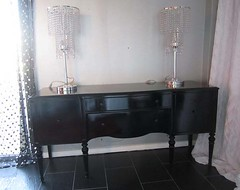 "4156 BLACK LACQUER BUFFET TABLE • <a style=""font-size:0.8em;"" href=""http://www.flickr.com/photos/43749930@N04/5743820943/"" target=""_blank"">View on Flickr</a>"
