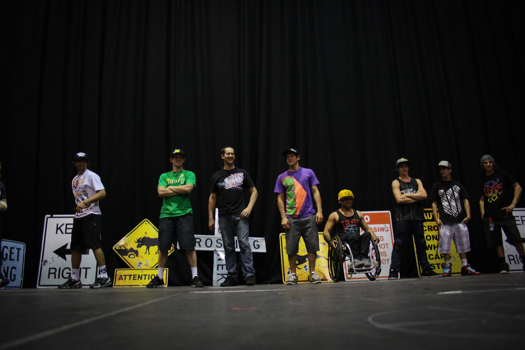 Nitro Circus Live - VIP pre-show function @ WIN ent. centre, wollongong