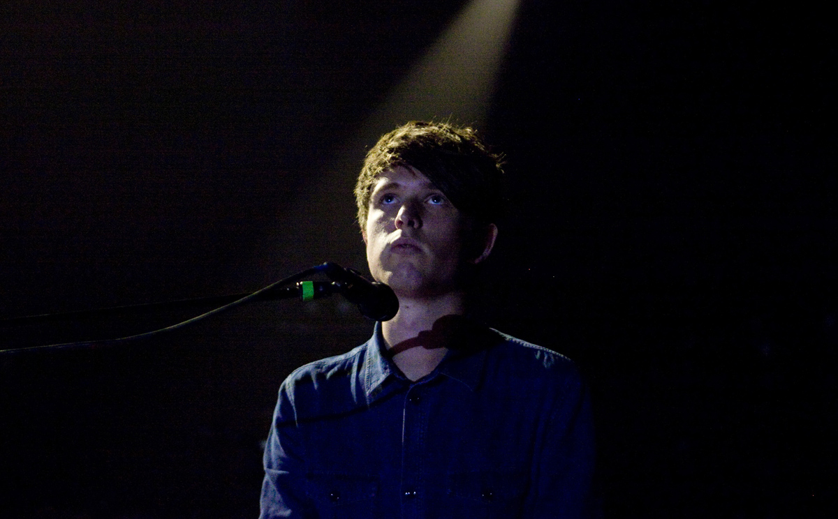 James Blake @ Koko, Camden 14/06/11