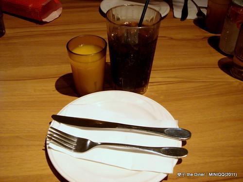 20110622 樂子瑞安店(theDiner)_04
