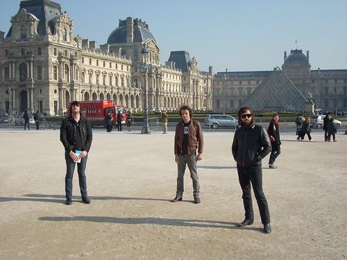 THE BLAKES IN PARIS