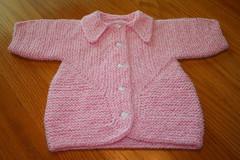 Baby Surprise Jacket - Pink