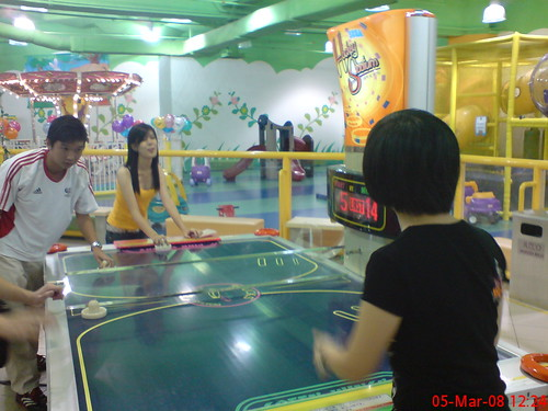 Game in arcade