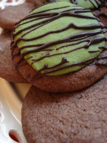 naneli,çikolatalı kurabiye 015