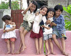 Lil' Girls at Toul Sleng (jssutt) Tags: kids children cambodia genocide victims killingfields phenompenh khmerrouge polpot toulsleng 5photosaday cambodianchildren humanskulls jssutt jeffsuttlemyre