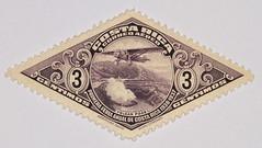 Costa Rican Stamp 1937 AP10 Scott (DrPhotoMoto) Tags: costa rica