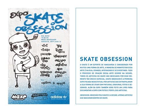 Skate Obsession