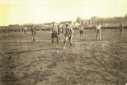 Escuela Gimnasia, Toledo, años 20