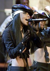 Aaliyah Live on Jay Leno's Tonight Show in 2001
