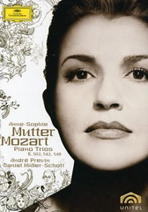 Mutter/Mozart: Piano Trios
