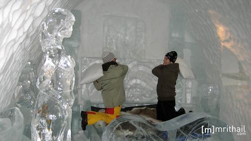 Kiruna - Ice Hotel 2