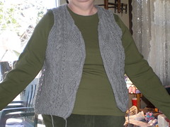 Must Have fitting (glassneedle) Tags: have must cardigan kal