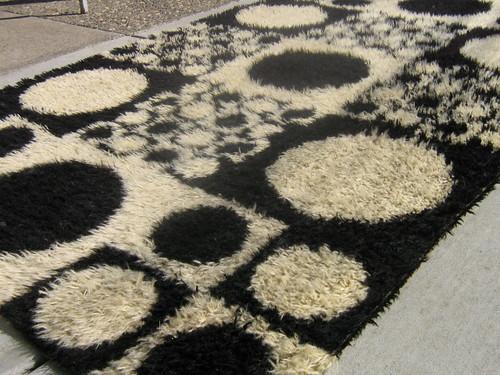 Geometri Designercarpets Carpet  Verner Panton