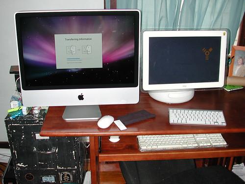 iMac Migration