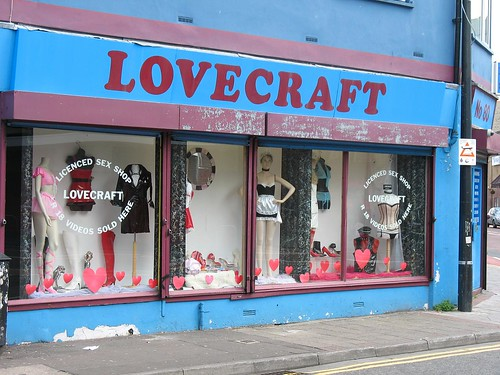 Lovecraft Sex Shop