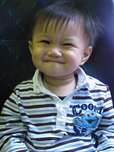 smile, rafael!