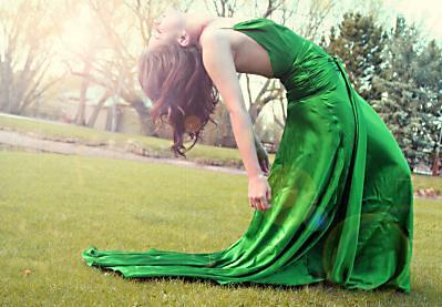 2008 - Atonement dress - By Kristina Lang
