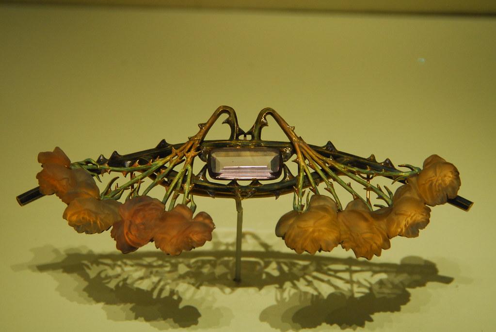 Rene Jules Lalique (1860-1945) Украшения. 71861