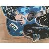 Guitar decor (AimsterSkitz0rz) Tags: melvind gcrecords urbismus