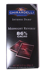 Ghirardelli Midight Reverie 86%