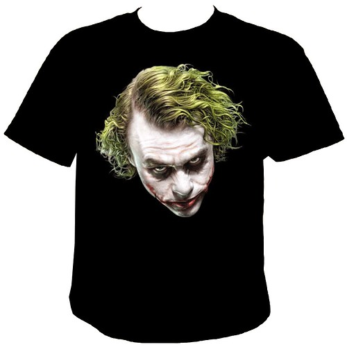 Dark  Knight Joker TShirt
