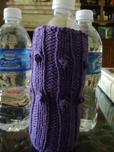 DRINK UP WATER BOTTLE COZY