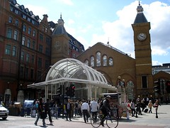 Picture of Liverpool Street Station