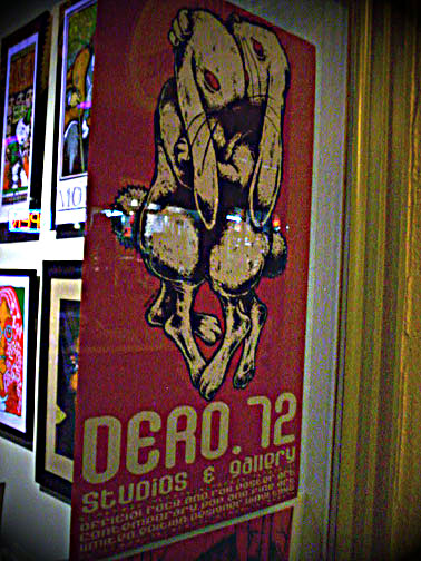 "06272008 - Tokka late 4 formal Opening of Jermaine Roger's ""Dero 72 Studios & Gallery""  A"
