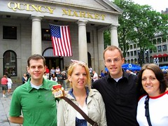 again, every time i go to quincy market, i take a photo in this same spot. it's a fun tradition.