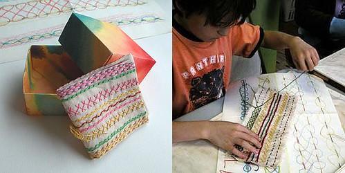 embroidery Pheonix