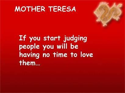 Quote by Mother Teresa