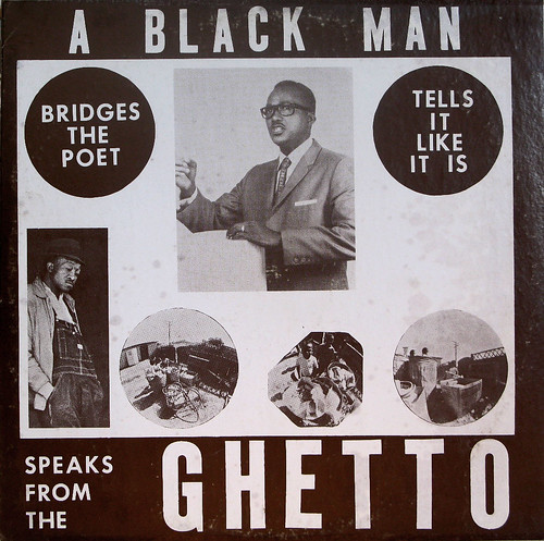 A Black Man Speaks from the Ghetto
