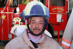 Firefighter in firefighter panel1