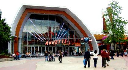 Annette's im Disneyland