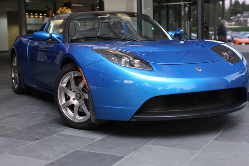 Tesla Roadster, Accidents, Crashes, Accident-prone, Crashed, Electric cars