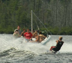 Fun on Pleasant Lake by MWOOD19